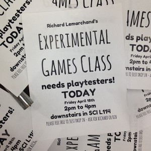 Playtesting is more important than you think!