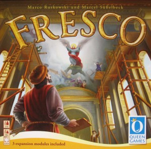 Fresco by Queen Games