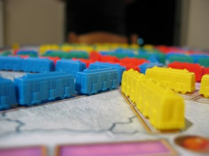 Ticket to Ride - a great gateway game