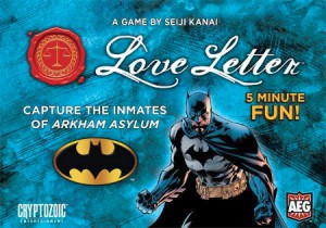 Batman / Love Letter teaser