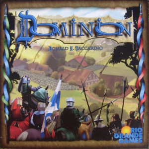 Dominion tabletop game cover
