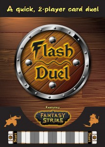 Flash Duel box cover