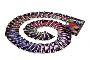 Hanabi, tabletop game components