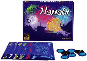 Hanabi tabletop game