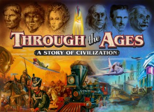 Through the Ages, tabletop game cover