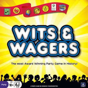 Wits & Wagers game box cover