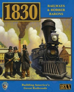 1830: Railways and Robber Barons, cover