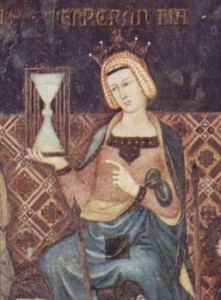 Ambrogio Lorenzetti painting