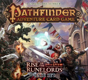 Pathfinder Adventure Card Game box cover