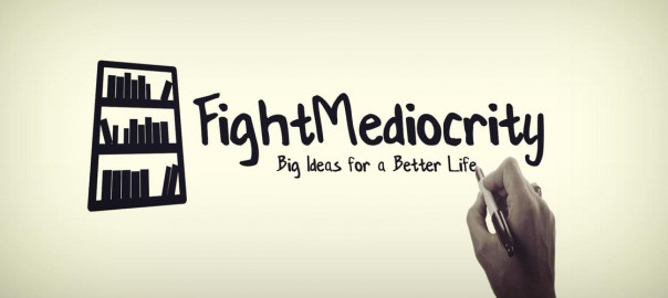 Fight Mediocrity logo