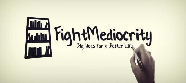 Fight Mediocrity logo