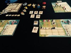 Puerto Rico gameplay