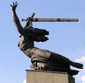 Warsaw Sword Maiden