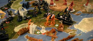 Axis & Allies Gameplay