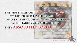Castle Panic review quote
