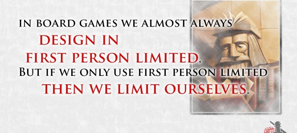 Don't limit your POV quote