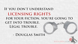 Understanding Licensing Rights, Douglas Smith quote