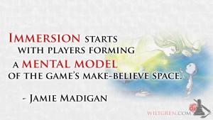 Mental Model - Jamie Madigan quote
