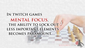 Mental Focus quote