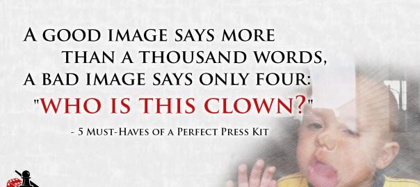 Press Kit quote