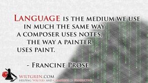 Read like a Writer quote - Francine Prose