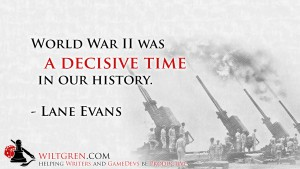 World War II Decisive Time Quote