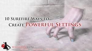 Powerful Settings