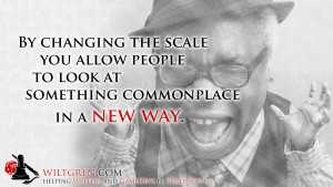 Change the Scale