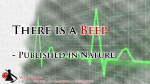 There is a Beep