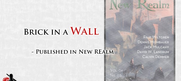 Brick in a Wall cover