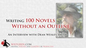Writing 100 Novels Without an Outline