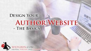 Design your Author Website