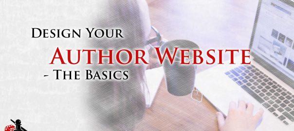 Design your Author Website