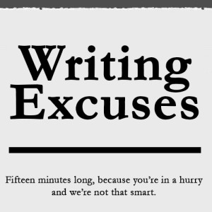Writing Excuses logo