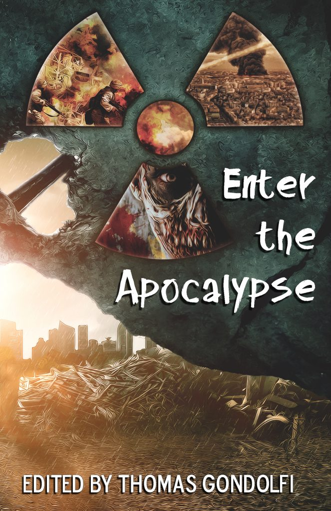 Enter the Apocalypse cover