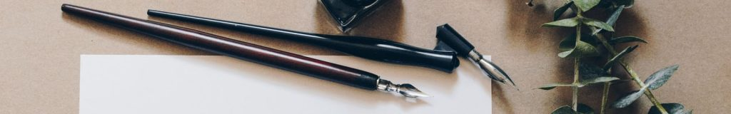 Banner - Fountain Pen